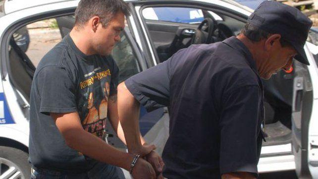 Liberaron a La Hiena Barrios, condenado por la muerte de una embarazada en un accidente