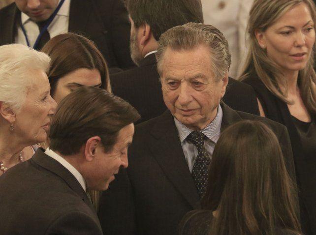 En el ojo de la tormenta. Crece la polémica en torno a la millonaria deuda de Franco Macri por el Correo.