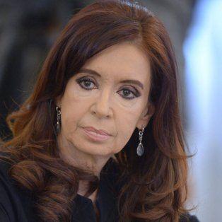 Cristina se molestó por una trascendido periodístico e intimó mediante una carta documento.