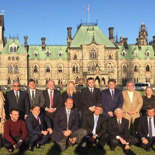 Uno de los últimos viajes promocionados por RAP fue a Canadá.