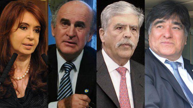 El fiscal  Pollicita imputó a Cristina y otros exfuncionarios en la denuncia de Nisman