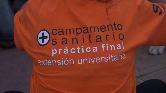 La Facultad de Medicina ya realizó campamentos sanitarios en 28 localidades de distintos puntos del país.
