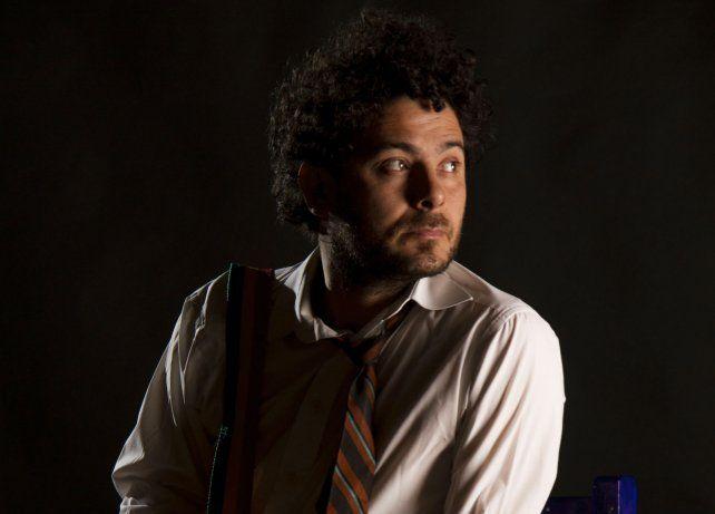 Raly Barrionuevo toca hoy en el Anfiteatro
