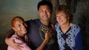 Saroo y el amor de sus dos madres