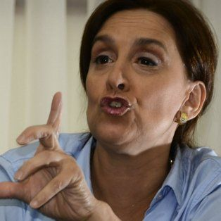 Gabriela Michetti intenta desligar al presidente de la negociación entre el Estado y el Grupo Macri por la deuda del Correo.