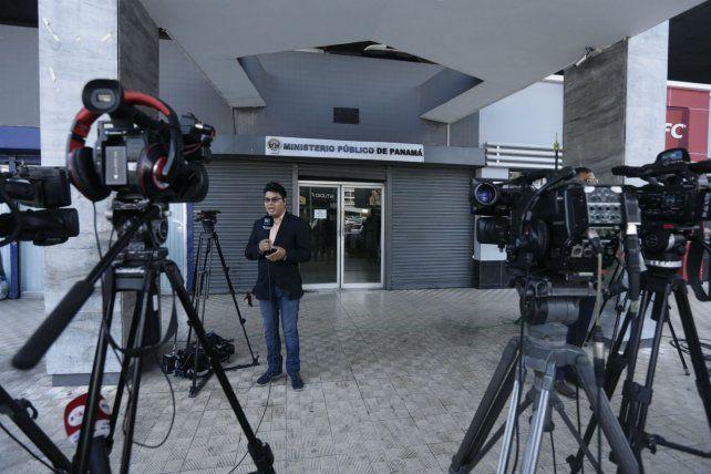 Informe. La prensa frente a la fiscalía. Fonseca apuntó contra el presidente del país