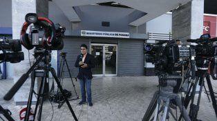 Informe. La prensa frente a la fiscalía. Fonseca apuntó contra el presidente del país, Juan Carlos Varela.