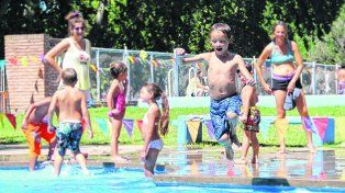 Convocante. Los programas de verano se constituyeron en gran atractivo para niños