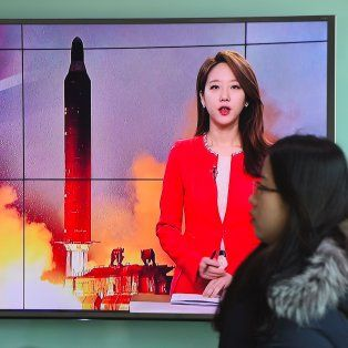 norcorea dispara un misil para desafiar a trump y japon