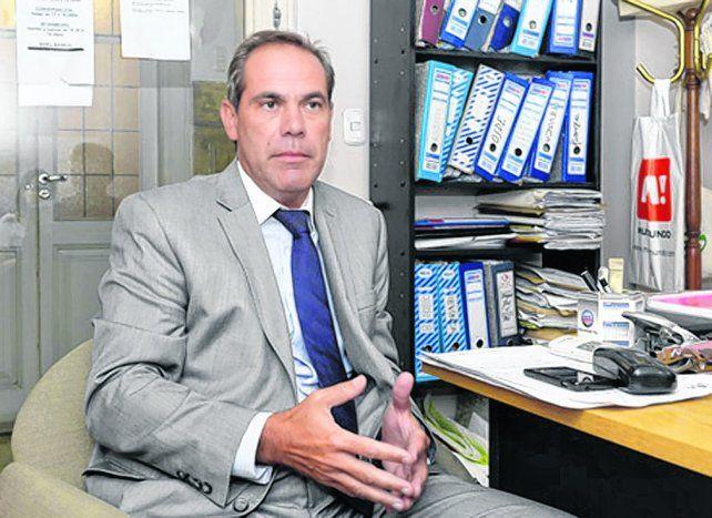 Camarista. Gustavo Salvador firmó el primero de los votos del fallo al que adhirieron Ivaldi Artacho y Depetris.