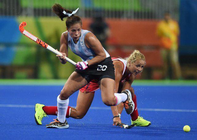Sangre nueva. Lucina von der Heyde fue la capitana de las Leoncitas campeonas del mundo en Chile.