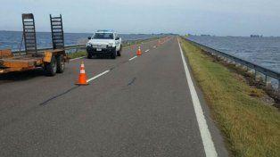Habilitan hoy la ruta nacional 7, entre Diego de Alvear y Rufino
