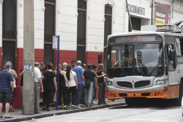 Mejorar el transporte público