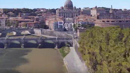 Recorre el mundo con este espectacular vídeo de Google Maps