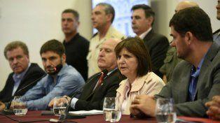 Con el gobernador Lifschitz y el ministro Pullaro nos sentimos parte de un mismo equipo