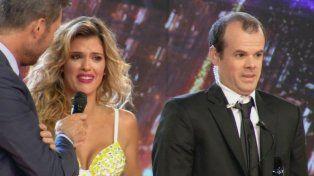 María Del Cerro emocionó a todos al bailar junto a su hermano en ShowMatch.