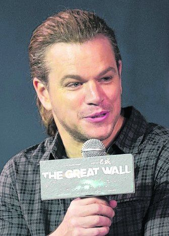 Matt Damon, por la movida tropical