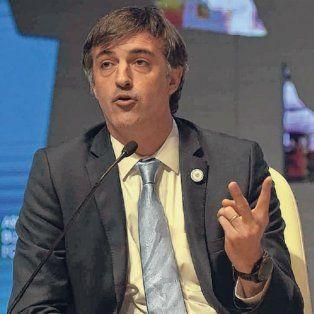 El ministro de Educación y Deportes de la Nación, Esteban Bullrich.