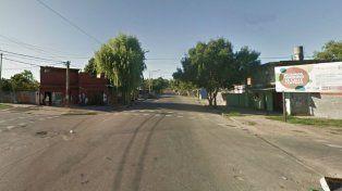 La chica fue atacada en Ayacucho y Centeno.