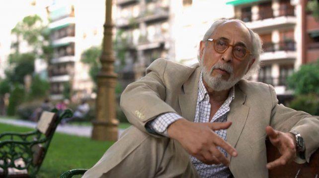 El filósofo Santiago Kovadloff.