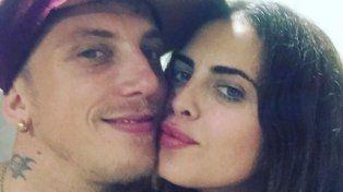 Silvina Luna le declaró su amor al Polaco y se vinieron más fotos de los enamorados en Instagram