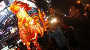 Festival de las Linternas en China