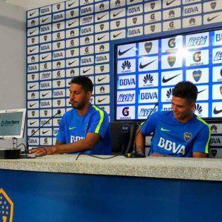 Insaurralde y Silva pidieron disculpas ante los periodistas y dijeron que no volverá a ocurrir.