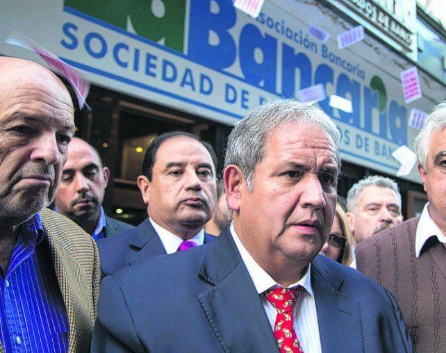 Tenso. La conducción del gremio cuestionó a los bancos extranjeros.