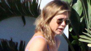 Jennifer Aniston festejó sus 48 años y mostró su espléndida figura en la playa