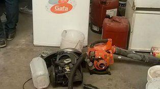 Autos, motos y tractores, algunos de los elementos secuestrados en la causa Dimare SRL