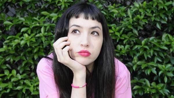 Sofía Gala cambió su look y se sumó a la tendencia del grey hair
