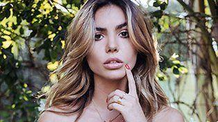 Las fotos de Lucía Rubio, la secretaria hot que acompañará a Fabián Doman