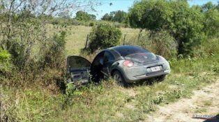 El intendente Terán dijo que en 2014 se inició una causa cuando encontraron un auto abandonado a nombre de su hija.