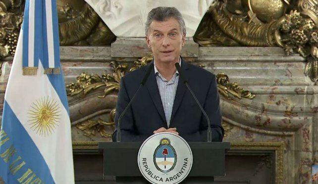 El presidente ofreció una conferencia de prensa para explicar diversos temas de actualidad.