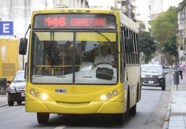 El municipio apostó a políticas de fortalecimiento del sistema del transporte urbano de pasajeros.
