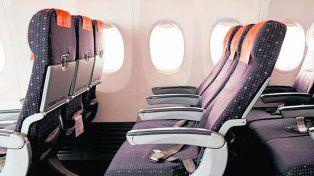 Cambian asientos en vuelos de GOL