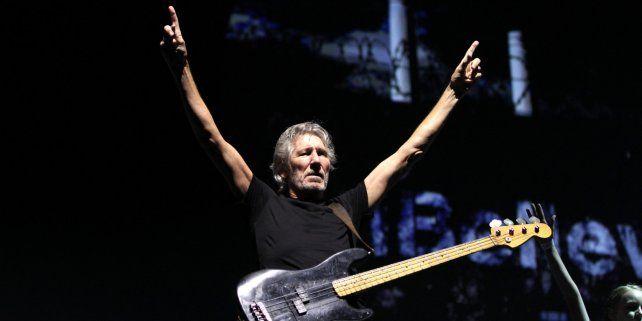 Roger Waters quiere tocar en la frontera entre México y Estados Unidos.