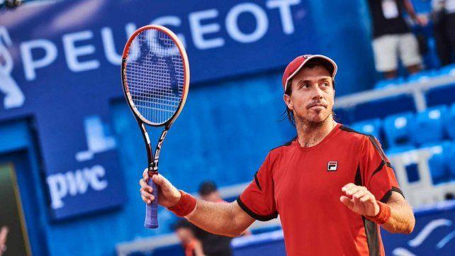 Berlocq eliminó a Ferrer y avanzó a los cuartos de final del ATP de Buenos Aires.