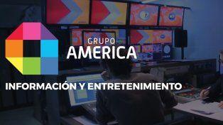 Multimedios. El Grupo América tiene presencia en 17 provincias.