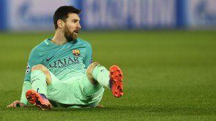 Lionel Messi, entre críticas y alegría