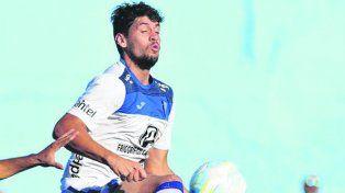 No viene. El jugador de 26 años tiene un nombre que remite a un ex futbolista con pasado rosarino.