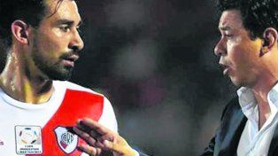 El Chino y el Muñeco. Rojas y Gallardo nuevamente estarán juntos en el millonario.