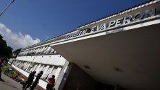 En el hospital Eva Perón detectaron que el hombre que ingresó baleado se había identificado con nombre falso.