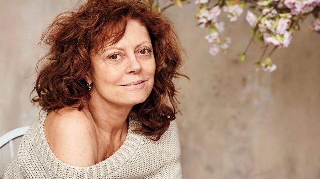 Mi orientación sexual está curiosa, confesó Susan Sarandon