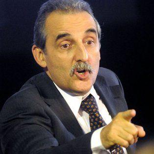 Supongamos que Milani está bien detenido, ¿y Magnetto cómo está libre?, expresó Moreno.