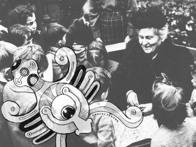 El legado pedagógico de María Montessori