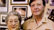 Hebe de Bonafini bancó siempre a Milani y hasta lo entrevistó para la revista de las Madres.
