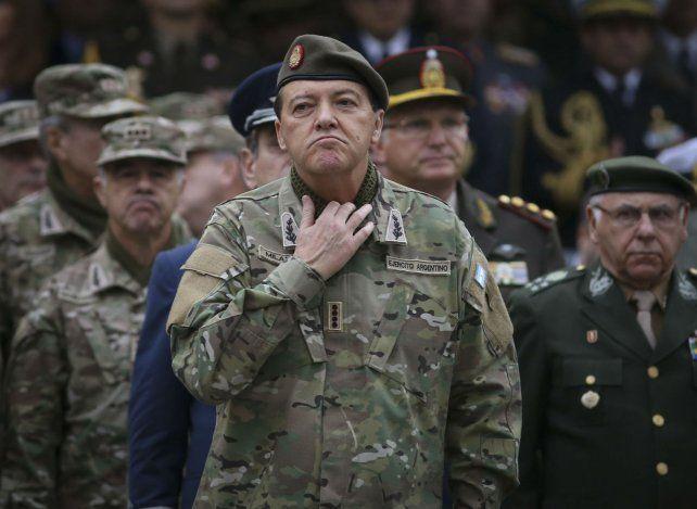 César Milani fue señalado por integrar un grupo de tareas en La Rioja durante la dictadura. El ex militar negó los cargos que le imputan.