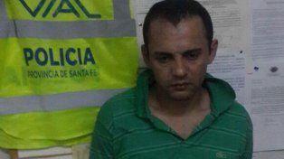 Miguel Antonio Ferreyra Vera fue arrestado en un operativo esta noche.