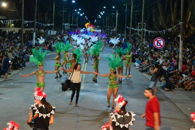 Fiesta popular. Los carnavales superaron las expectativas de público.